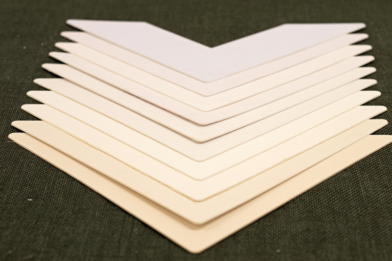 Mount boards: choosing the right white